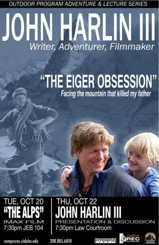 johnharlin_eigerobsession_poster